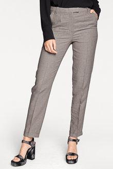 Heine Linen Blend Pants - 205389