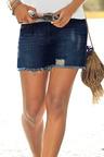 Urban Denim Shorts