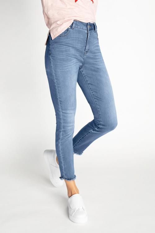 Emerge Frayed Hem Jean