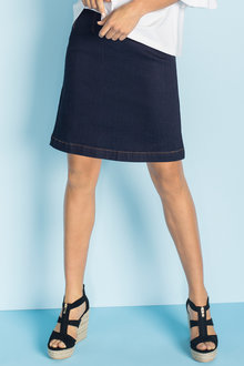 Emerge Classic Denim Skirt