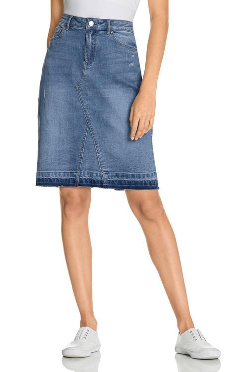 Emerge Denim Skirt