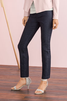 Grace Hill Tailored Denim Pant