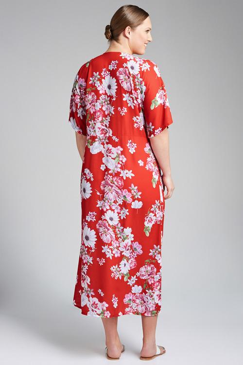 Plus Size - Sara Paradiso Dress