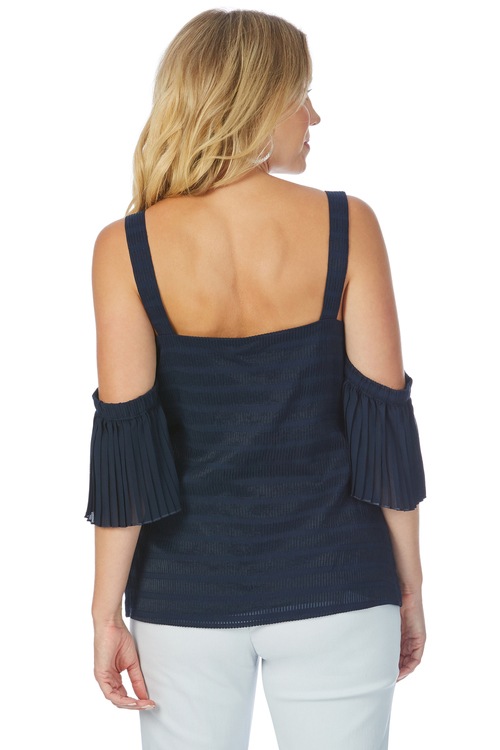 Table Eight Cassie Pleat Top