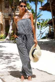 Urban Printed Jumpsuit