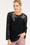 Heine Embroidered Lace Top