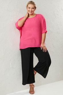 Sara Wide Leg Pants - 205703