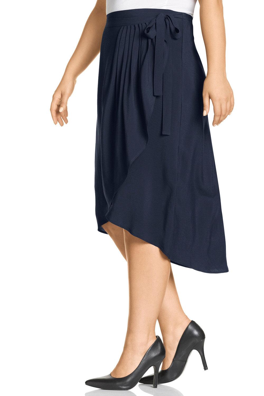 77b9e9b1305e Sara Wrap Skirt Online | Shop EziBuy