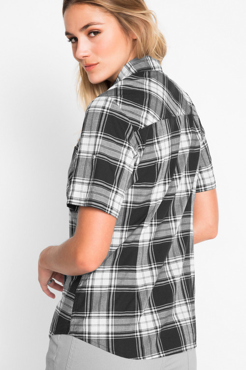 Urban Short Sleeve Check Shirt