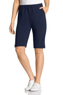 Capture Bengaline Tie Detail Shorts - 205811
