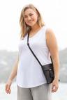 Sara Textured Knit Tank