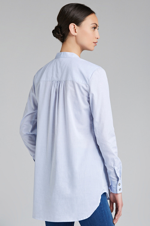 Capture Longline Voile Tunic