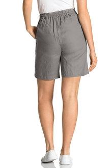 Emerge Linen Shorts - 205832