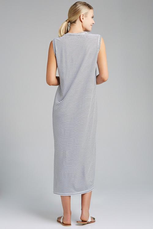 Capture Cotton Knit Dress