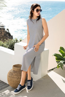 Capture Cotton Knit Dress