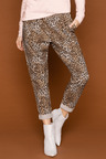 Capture Stretch Cotton Casual Pants