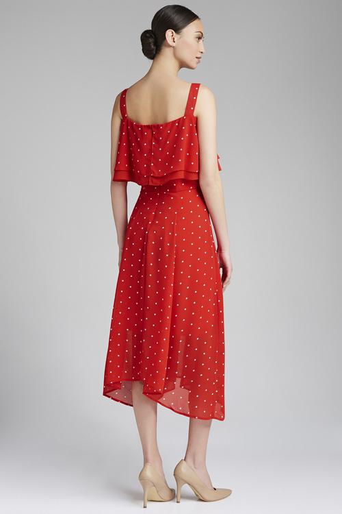 Capture Spot Dress