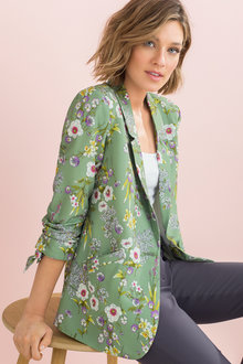 Capture Printed Blazer