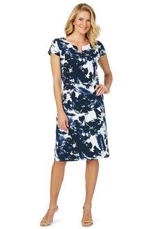 Noni B Nikita Dress Printed