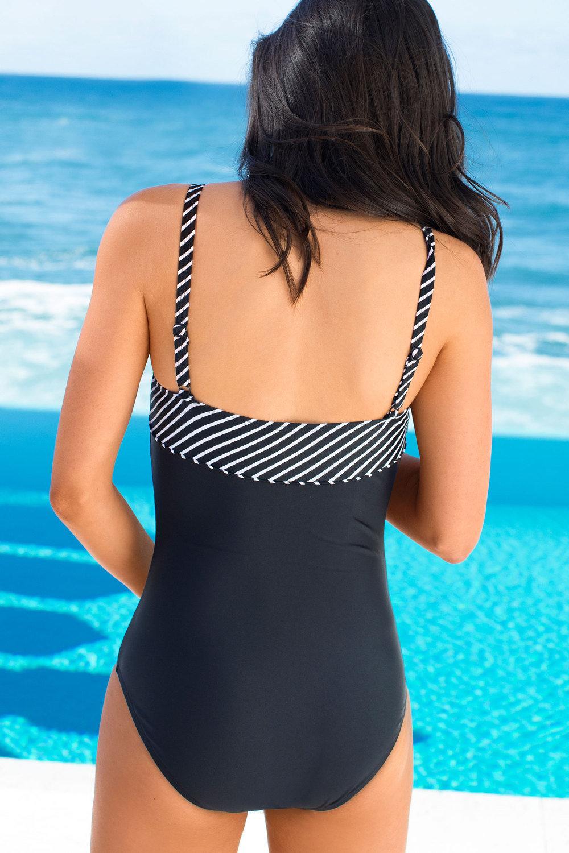 39d4ef4b5ee5 Quayside High Neck Swimsuit Online | Shop EziBuy