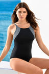 Quayside High Neck Swimsuit
