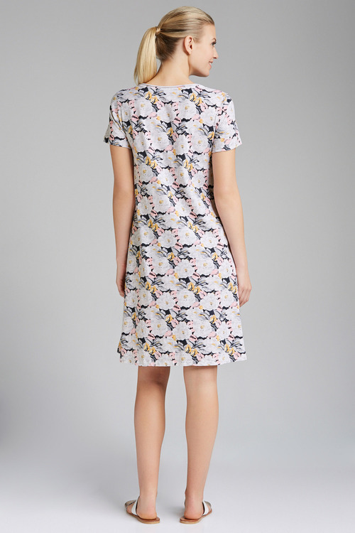 Capture Printed Knit Dress