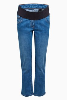 Next Maternity Cropped Jeans