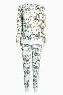 Next Floral Maternity Pyjamas