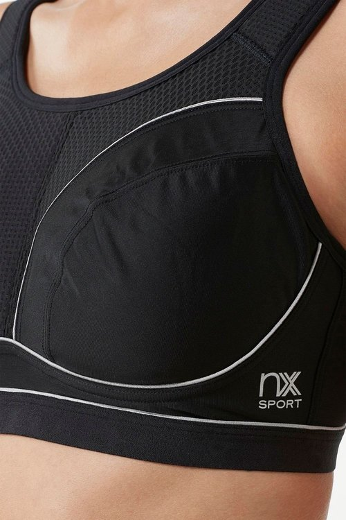 Next Extra High Impact Non Wired Non Padded Sports Bra