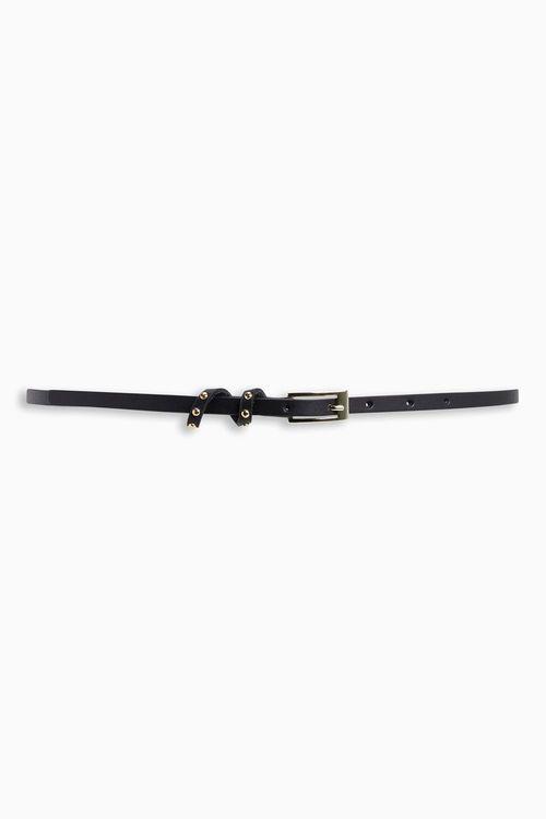 Next Skinny Leather Belt