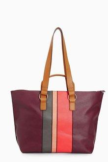 Next Double Handle Shopper Bag