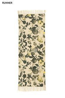 Vintage Floral Rug - 206215