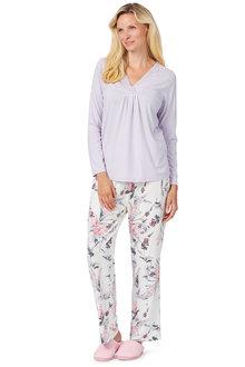 Noni B Flora Pajama Set