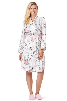 Noni B Tully Gown Printed