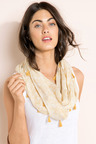 Tassel Snood