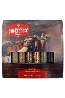 Eat.Art Smokehouse 8 Tube Set
