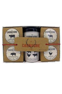 Eat.Art Carnivore Club Seasoning Set