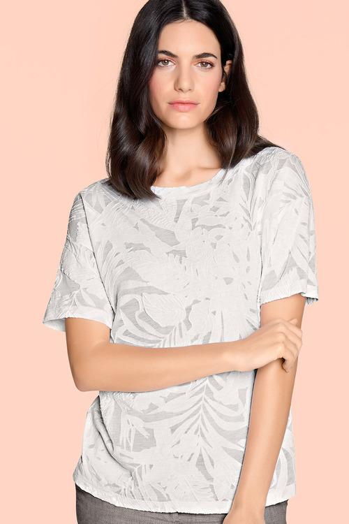 Heine Textured T-Shirt