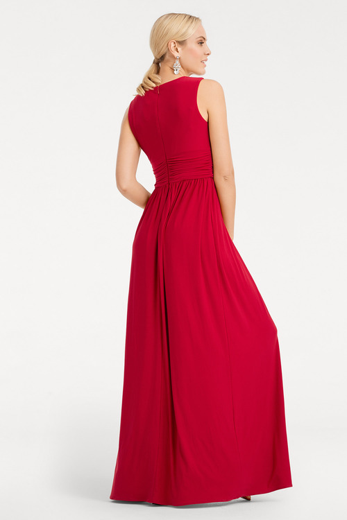 Heine Evening Draped Dress