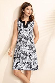 Capture Cotton Dress