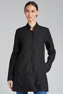 Grace Hill Linen Drape Jacket