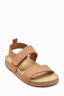 Next Leather Corkbed Sandals (Older Boys)