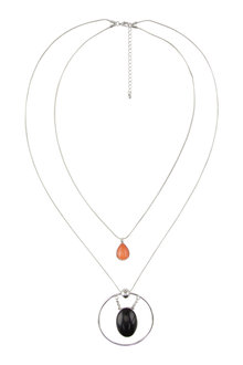 Amber Rose Double Up Necklace