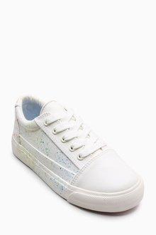 Next Skate Lace-Up Shoes (Older Boys)