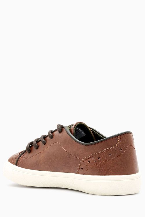 Next Lace-Up Brogues (Older Boys)