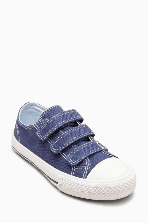 Next Triple Strap Shoes (Older Boys)