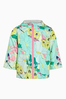 Next Floral Print Mac (3mths-6yrs)