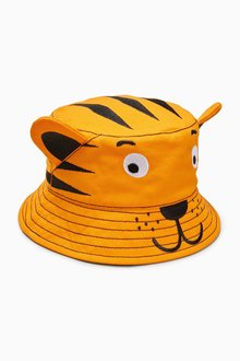 Next Tiger Bucket Hat (Younger Boys)