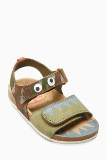 1571f3fa9 Next Corkbed Sandals (Younger Boys)