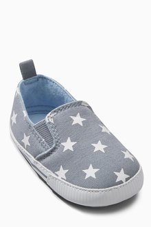 Next Pram Slip-On Shoes (Younger Boys)